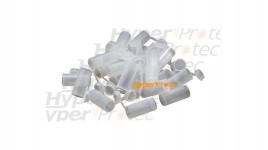 Eprouvettes pour poudre noire x25 - Pietta