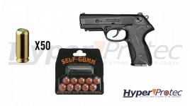 Kit de défense modèle PX4 Storm - pistolet alarme