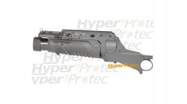 Lance grenade LN40GL-L pour Scar gaz - Noir