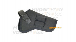 Holster de ceinture droitier pour GC 27 luxe avec 2 alévoles