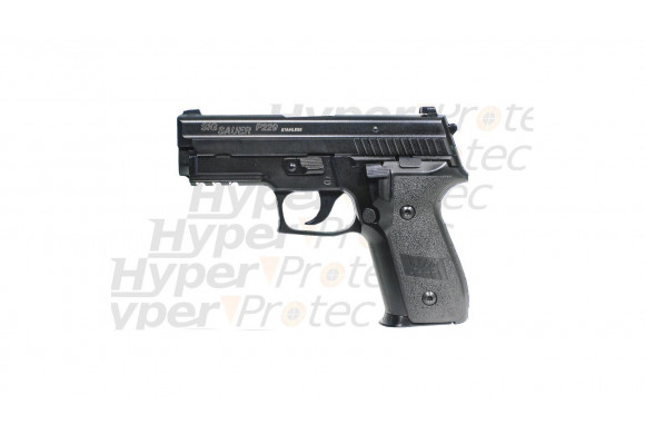 Sig Sauer P229 (SP2022) Full métal Culasse mobile GBB