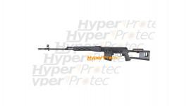 Réplique fusil Dragunov SVD AEG full métal - 364 fps