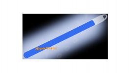 Bâton lumineux bleu 1x15 cm 8 heures