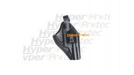 Holster rigide moulé genre cuir Dan Wesson 2.5 et 4 pouces