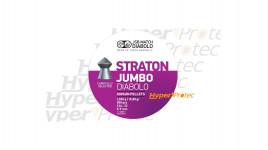 Plombs 5.5 mm JSB Straton Jumbo diabolo