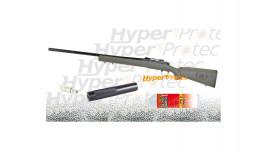 Sniper avec silencieux Blackwater SA1 Green Swiss Arms GBB - 591
