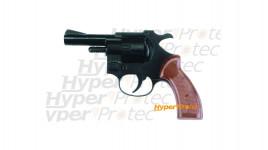 Revolver Kimar modèle 314 cal 6 mm alarme noir crosse marron