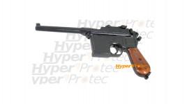 Réplique pistolet allemand Mauser C96 Denix de collection