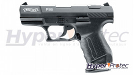 Walther P99 - Pistolet Alarme