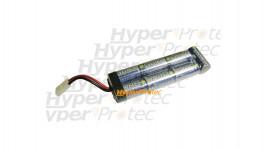 Batterie 3800 mAh 8.4V pour airsoft électrique - type large
