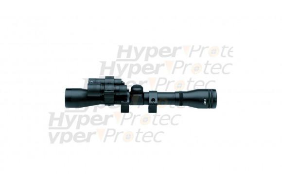 Lunette de tir Gamo 4x32 WR Vampir laser et lampe
