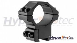 Collier Montage Bas Diamètre 25.4 Pour Rail 11 mm Lensolux