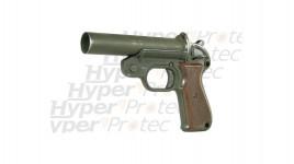 Pistolet de signalisation et de détresse calibre 4