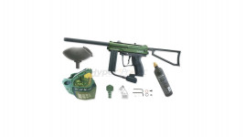 PACK COMPLET PAINTBALL SONIX MR1 MILITARY