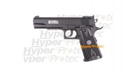 Swiss Arms P1911 Match Pistolet à billes acier et CO2 - 361 fps