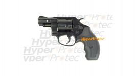 Revolver New 380 à blanc couleur noire Canon de 3 pouces