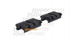Modifiez votre rail de 11 mm en 22 mm