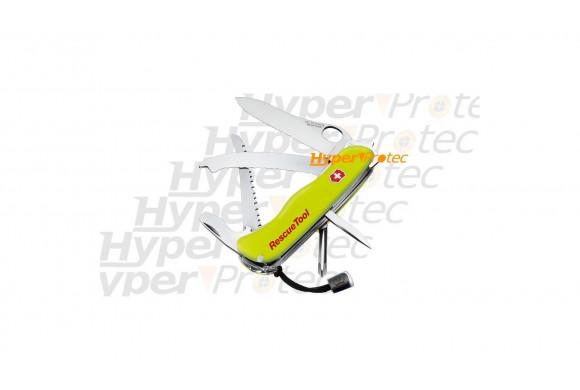 Couteau Suisse Victorinox - Rescue Tool fluorescent