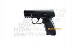 Pistolet billes acier 4.5 mm TDP 45 DAO culasse fixe 2.8 joules