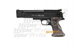 Pistolet plombs Weihrauch HW 45 Black Star 4.5 mm à 7.5 joules