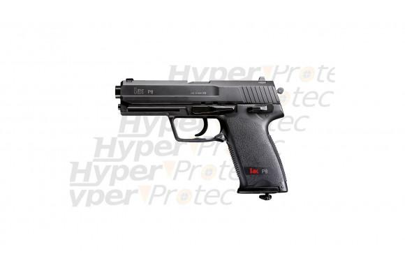 Réplique HK P8 - Pistolet CO2 airsoft - 409 fps
