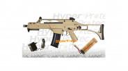 G608 TAN fusil assaut (G36) AEG Jing Gong - 340 fps