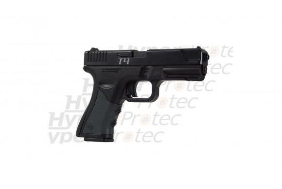 Crosman T4 semi-auto - Pistolet plombs et billes acier 4.5mm