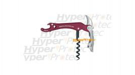 Couteau de sommelier Vinum de Fox manche violet