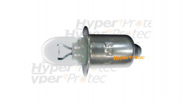1 ampoule pour lampe Maglite Xénon - 5 Cell C et D