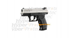 Walther CP99 culasse nickel - Plombs 4.5 mm