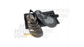 Sandales pour les sports d'eau coloris Olive