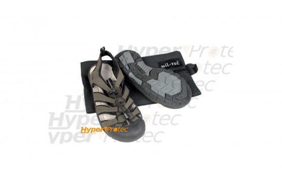 Sandales pour les sports eau Olive - Taille 43