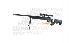 Mauser carabine sniper airsoft spring avec bipied et lunette