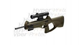 Carabine À Plomb Beretta CX4 Storm Couleur Vert Avec Lunette 4x32