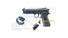 Kimar AG92 pistolet à plombs 16 coups 4.5 mm et 2 CO2