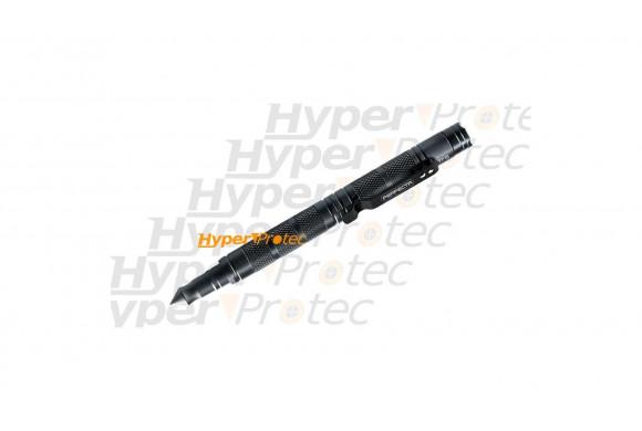 Stylo de défense Perfecta Tactical Pen III avec lampe