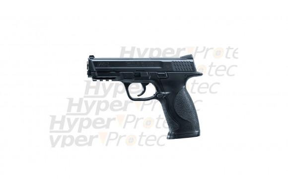 Smith&Wesson MP40 - Pistolet billes d'acier 4.5 mm noir