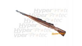 Carabine de collection Mauser Kar98k avec bretelle en cuir