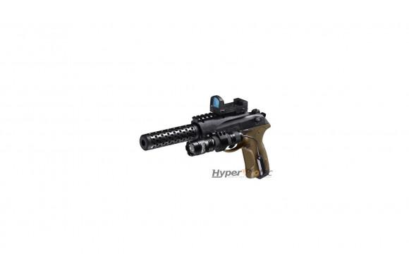 Beretta PX4 Storm Recon -culasse mobile- pistolet Co2 plomb 4.5