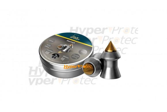 Plombs 4.5 mm Hornet - H&N Sport (x225)