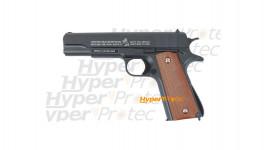 Colt 1911 réplique airsoft full métal - 280 fps