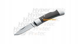 Mini couteau Magnum lock-back avec 2 mitres - 13.5 cm