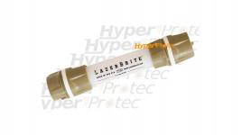Bâton de lumière double couleur blanche submersible Lazerbrite