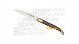 Couteau Laguiole manche amourette G. David - 12 cm