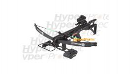 Arbalète Skorpion XBH Tactical noire avec viseur 175 livres