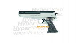 Pistolet à plombs Weihrauch HW 45 Silver Star 4.5 mm