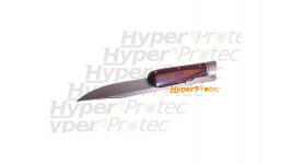 Couteau de chasse pliable