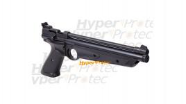 Pistolet à plombs Crosman 1322 American Classic noir
