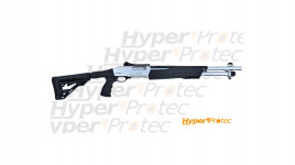 Fusil à pompe Armsan Artan RS-X2 marine nickel cal.12 canon 61cm