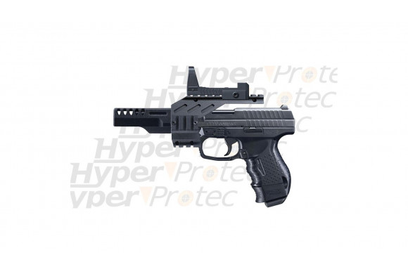 Walther CP99 compact recon avec blow back et point vert